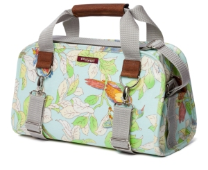 Po Campo Logan Tote in Free Bird fabric