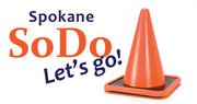 SoDo (south of downtown) Spokane logo